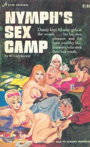 NYMPH'S SEX CAMP by William Forest