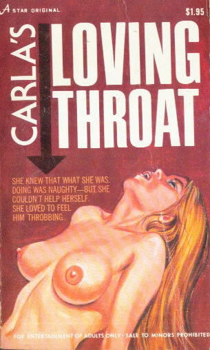 CARLA'S LOVING THROAT by Erickson Lowe