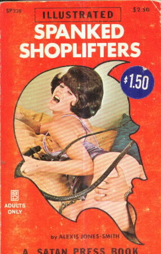 SPANKED SHOPLIFTERS by Alexis Jones-Smith