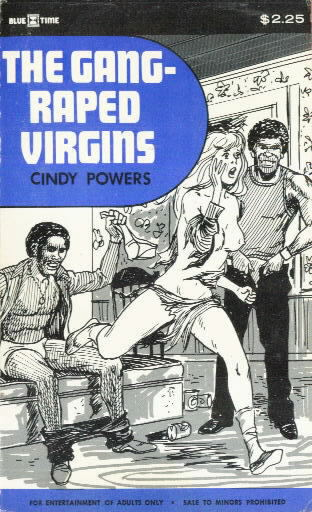 THE GANG-RAPED VIRGINS by Cindy Powers