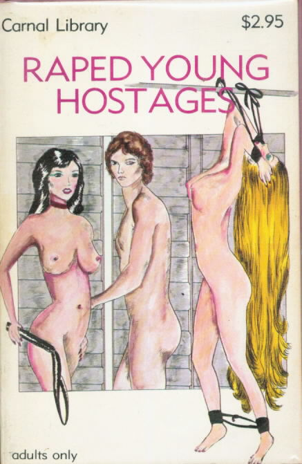 RAPED HOSTAGES