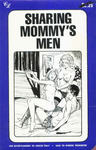SHARING MOMMY'S MEN