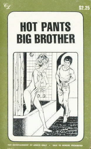 HOT PANTS BIG BROTHER
