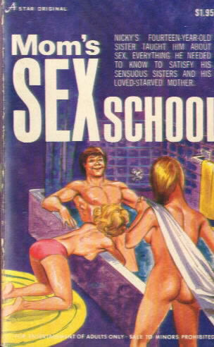 MOM'S SEX SCHOOL by Clara Delewere
