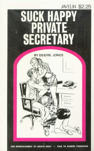 SUCK HAPPY PRIVATE SECRETARY