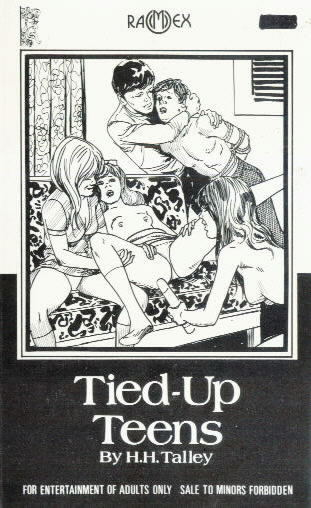 TIED-UP TEENS by H.H. Talley