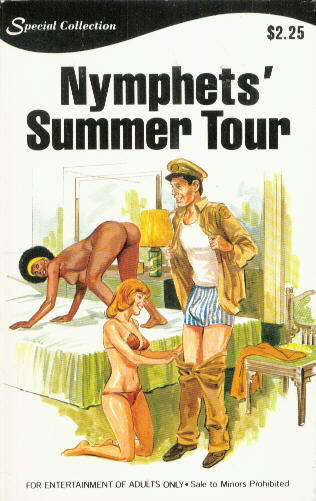 NYMPHETS' SUMMER TOUR