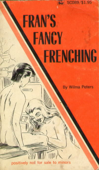 FRAN'S FANCY FRENCHING by Wilma Peters