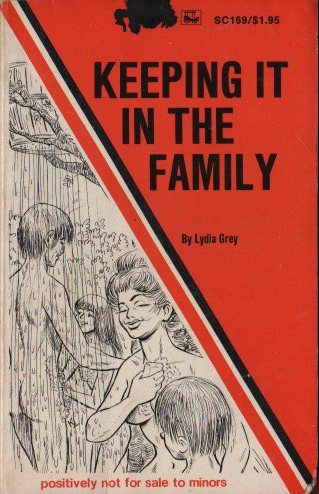 KEEPING IT IN THE FAMILY by Lydia Gray