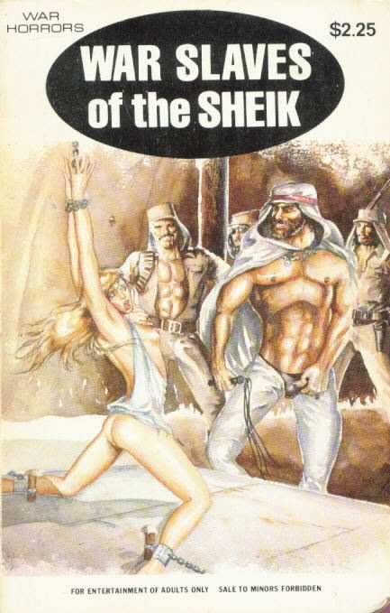 WAR SLAVES OF THE SHEIK