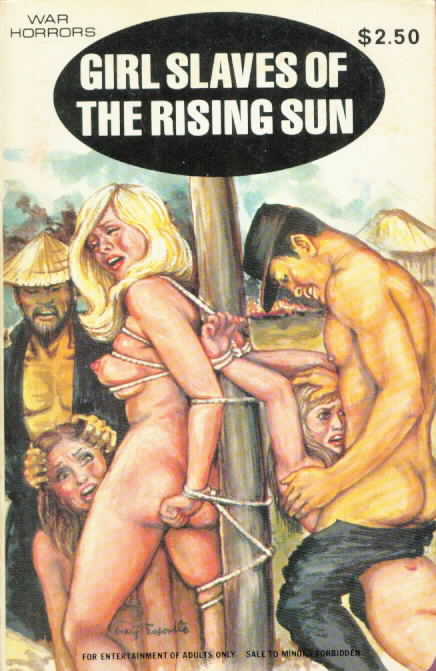 GIRL SLAVES OF THE RISING SUN