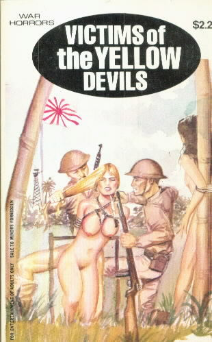VICTIMS OF THE YELLOW DEVILS by Gale Amram