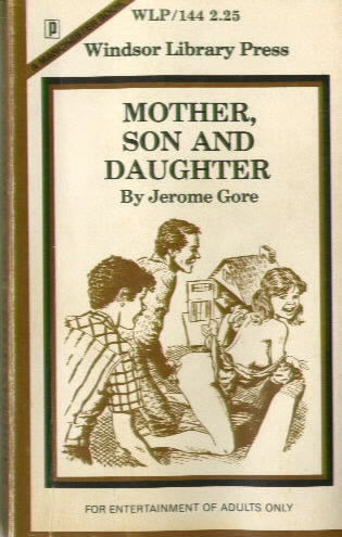 MOTHER, SON AND DAUGHTER by Jerome Gore