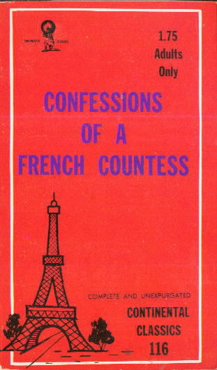 CONFESSIONS OF A FRENCH COUNTESS