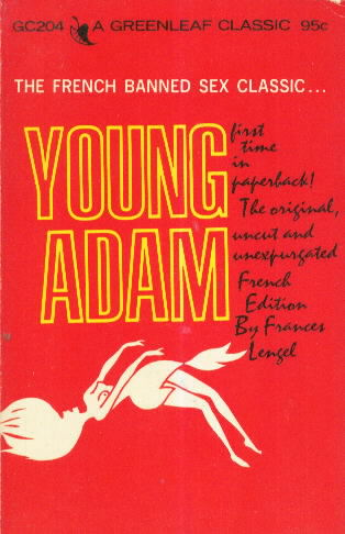 YOUNG ADAM by Frances Lengl (Alexander Trochi)