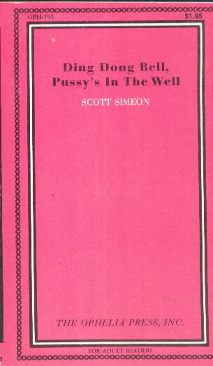 DING DONG BELL, PUSSY'S IN THE WELL by Scott Simeon
