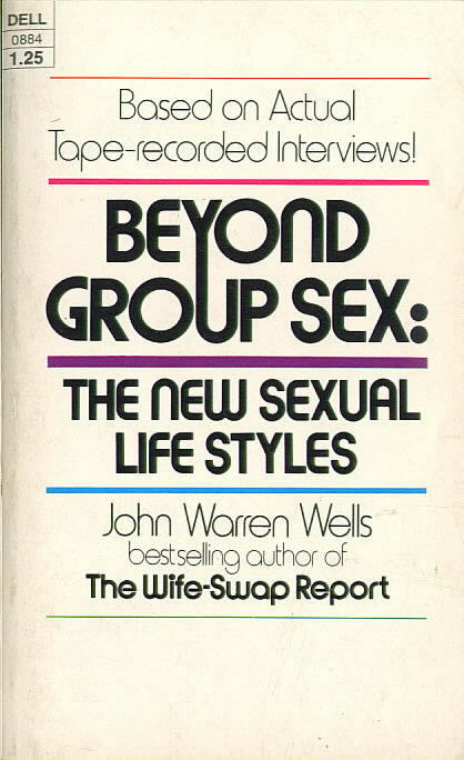 BEYOND GROUP SEX by John Warren Wells (Lawrence Block)