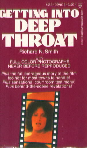 GETTING INTO DEEP THROAT by Richard N. Smith (1973)