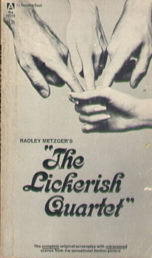 THE LICKERISH QUARTET by Radley Metzger (1970)
