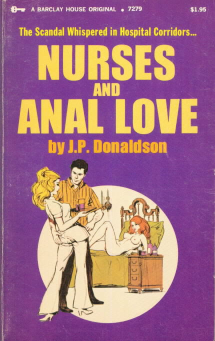 NURSES AND ANAL LOVE