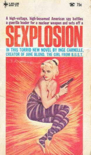 SEXPLOSION by Inge Carnelle