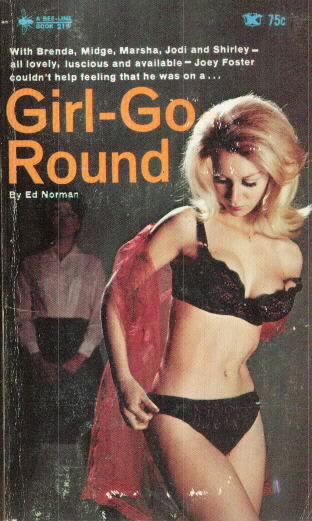 GIRL-GO-ROUND by Ed Normann