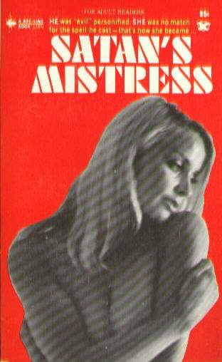 SATAN'S MISTRESS by Cindy Farmer