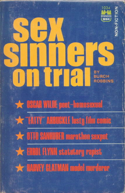 SEX SINNERS ON TRIAL