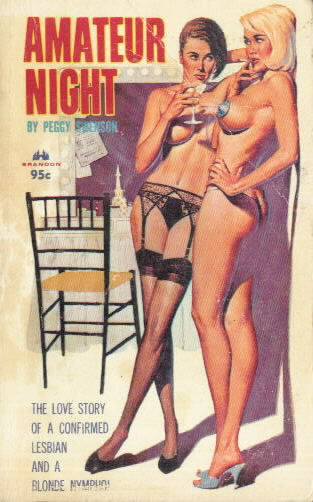 AMATEUR NIGHT by Peggy Swenson