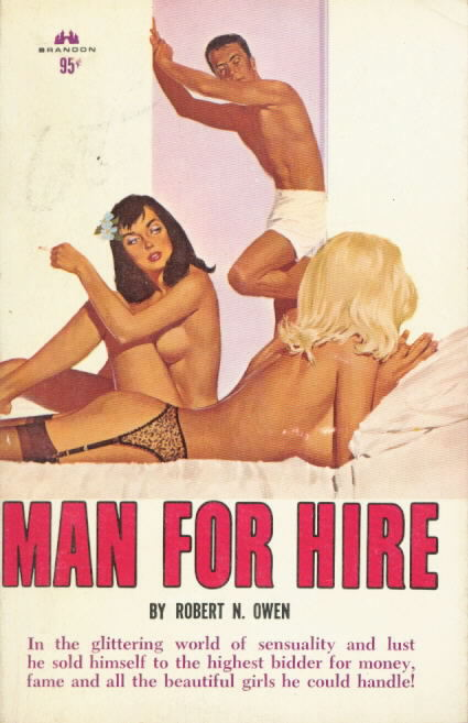 MAN FOR HIRE