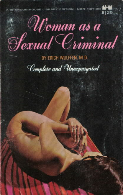 WOMAN AS A SEXUAL CRIMINAL