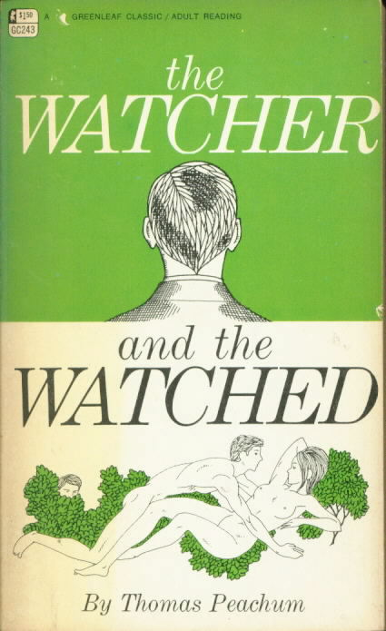 WATCHER AND<BR>THE WATCHED