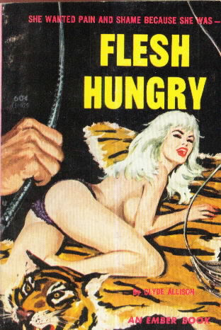 FLESH HUNGRY by Clyde Allison (William Knoles)