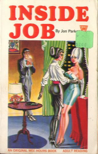 INSIDE JOB by Jon Parker
