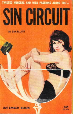 SIN CIRCUIT Don Elliott (Robert Silverberg)