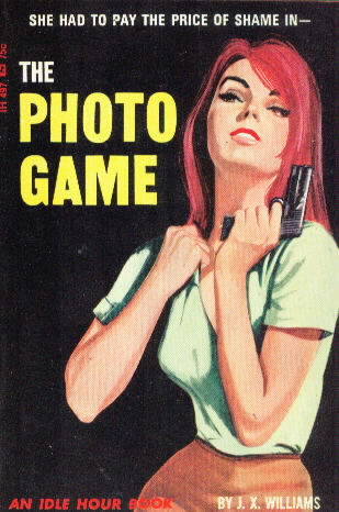 THE PHOTO GAME by J. X. Williams (Pseudonym of ?)