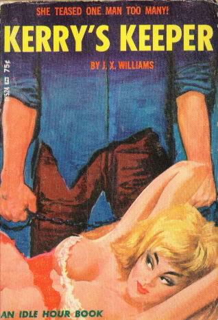 KERRY'S KEEPER by J. X. Williams (Pseudonym of ?)