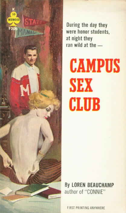 CAMPUS SEX CLUB