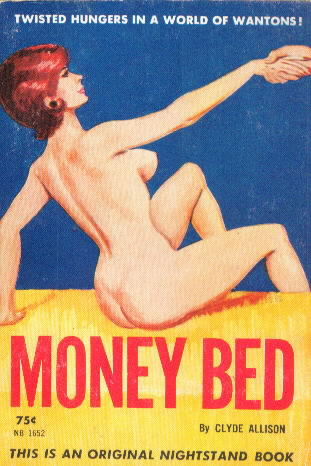 MONEY BED by Clyde Allison(William Knoles)