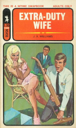 EXTRA-DUTY WIFE by J.X. Williams