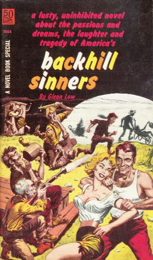 BACKHILL SINNERS Glenn Low