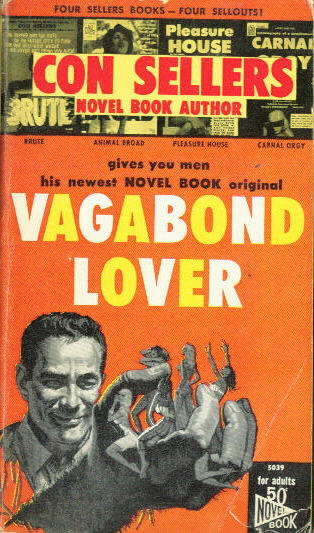VAGABOND LOVER Con Sellers