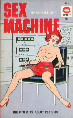 SEX MACHINE by Dan Elliott