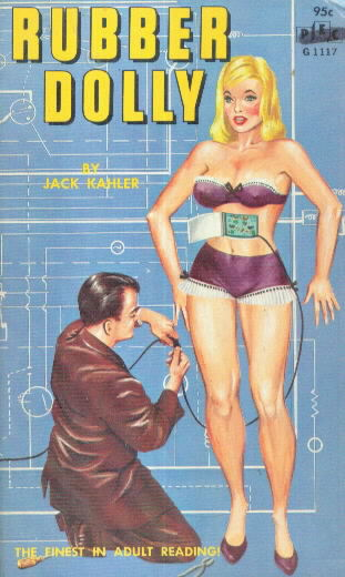 RUBBER DOLLY by Jack Kahler