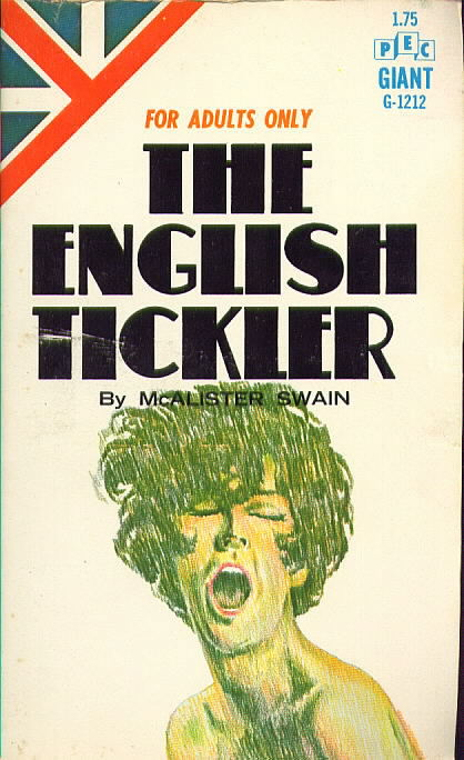 THE ENGLISH TICKLER by McAlister Swain