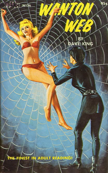 WANTON WEB by Dave King