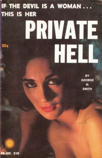 Pike Books 210 PRIVATE HELL