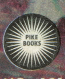 Pike Books Starburst Logo