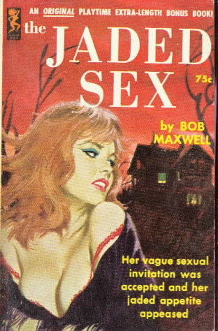 THE JADED SEX