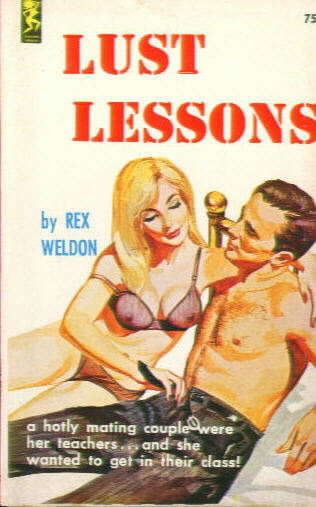LUST LESSON by Rex Weldon